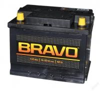 Аккумулятор Bravo 60 А EN 480A R+