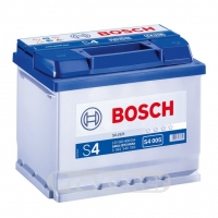 Аккумулятор Bosch Silver S4 60 A EN 540 A рус 242/175/190