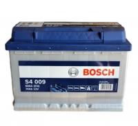Аккумулятор Bosch Silver S4 74 A EN 680 A рус 278/175/190