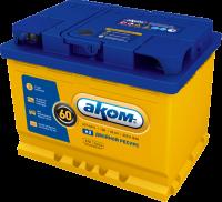 Аккумулятор АКОМ EFB 60 А EN 530A L+