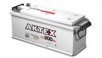 Аккумулятор АкТех 200 А EN 1350A конус-болт