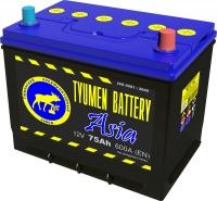 Аккумулятор  Tyumen Battery Asia 75 А EN 600A R+