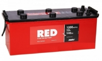 Аккумулятор RED 140 А EN 1100A R+