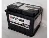Аккумулятор STORM 62 А EN 620A R+