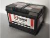 Аккумулятор STORM 75 А EN 750A R+