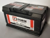 Аккумулятор STORM 85 А EN 850A R+ LB4