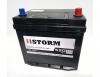 Аккумулятор STORM Asian 60 А EN 540A R+
