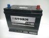Аккумулятор STORM Asian 70 А EN 620A R+