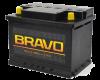 Аккумулятор Bravo 55 А EN 430A L+