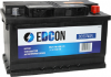 Аккумулятор  EDCON 80 А EN 740A R+