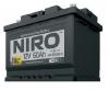 Аккумулятор NIRO 60 А EN 460A L+
