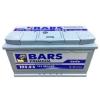 Аккумулятор BARS Premium 100 Ач