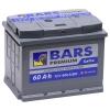 Аккумулятор BARS Premium 60 Ач