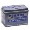Аккумулятор BARS Premium 77 Ач