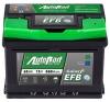 Аккумулятор AutoPart GALAXY EFB 62 А EN 580A R+