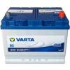 Аккумулятор Varta Blue Dynamic евро 70 A EN 630 A D26 261/175/220 арт.570 412 063