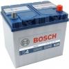 Аккумулятор Bosch Silver S4 60 A EN 540 A евро 232/173/225