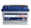 Аккумулятор Bosch Silver S4 74 A EN 680 A евро 278/175/190