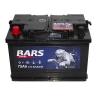 Аккумулятор Bars Silver 75 А EN 650A R+