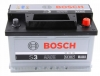 Аккумулятор Bosch Silver S3 70 A EN 640 A евро 278/175/190