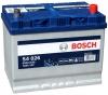 Аккумулятор Bosch S4 Silver 70 A EN 630 A евро D26 261/175/220