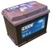 Аккумулятор  Exide Excell 62 А EN 540A L+