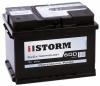 Аккумулятор STORM 60 А EN 600A R+ LB2